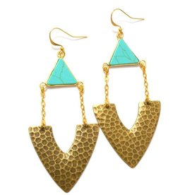 Betsy Pittard Nico Earrings