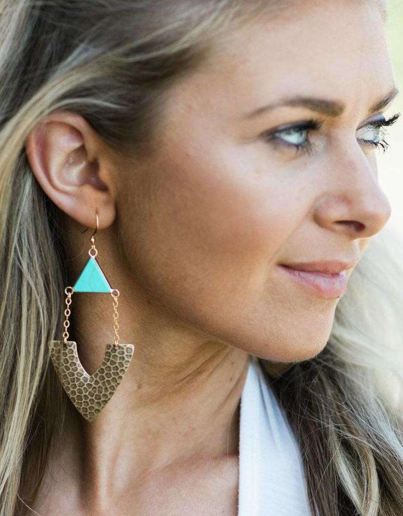 Betsy Pittard Nico Earrings