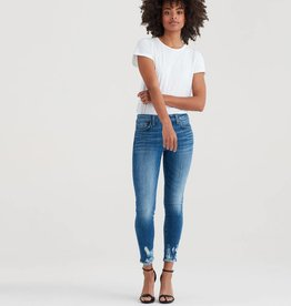 7 For All Mankind Ankle Skinny - Desert Oasis
