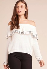 BB Dakota Rush Week Ruffle Sweater