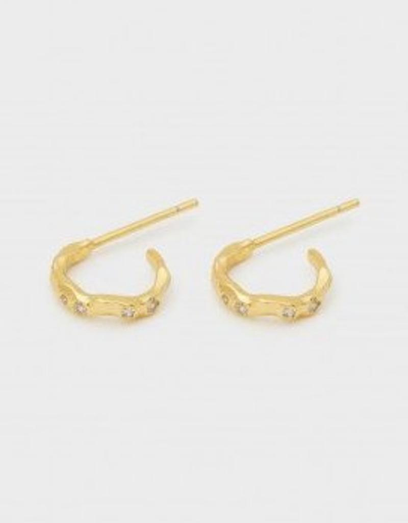 Gorjana Collette Mini Hoops