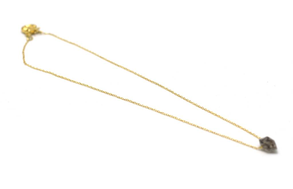 Petite Stone Necklace
