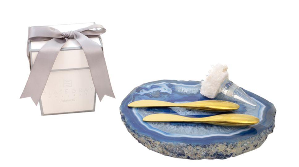 Blue Lake Gift Set