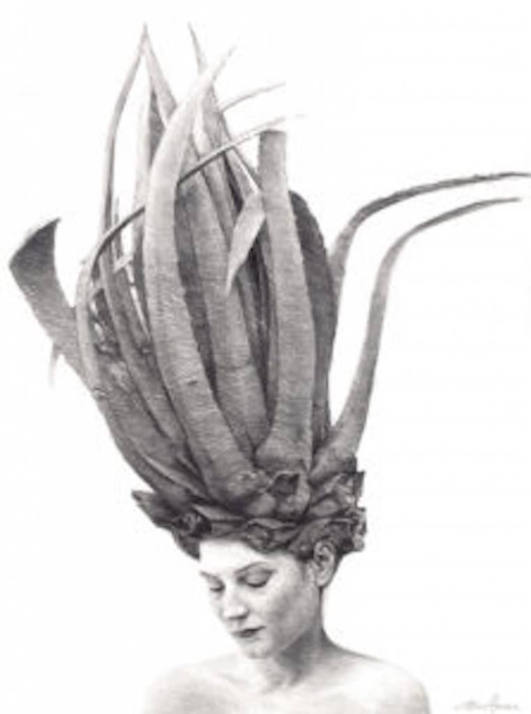 'May Agave' Acrylic Print