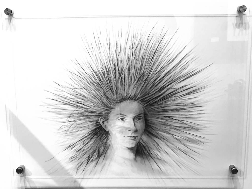'Amy Yucca' Acrylic Print
