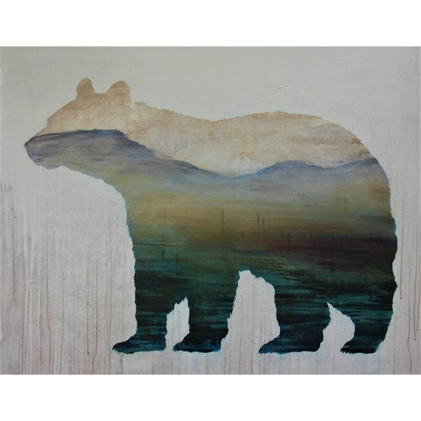 BROWN BEAR  *Sold*