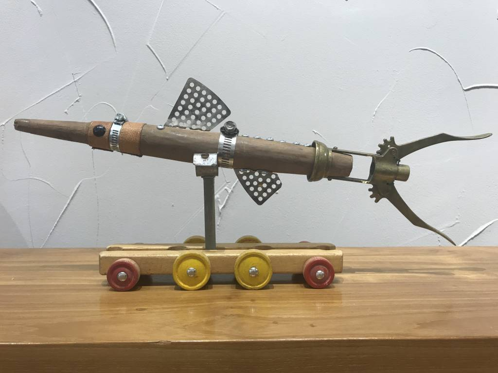 Mobile Rocket Fish