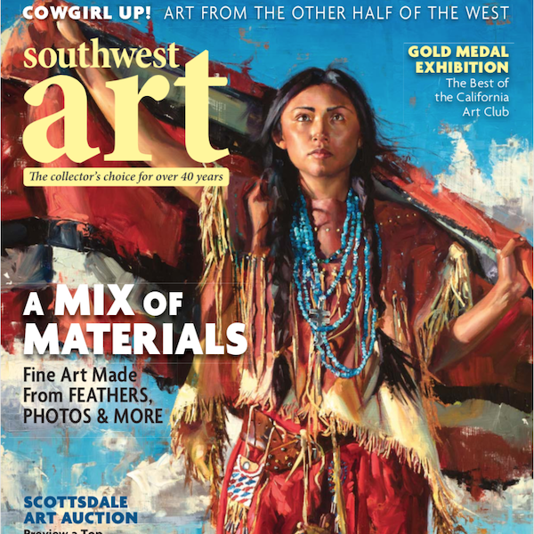 Southwest Art | Carol Arnold | March/April 2019