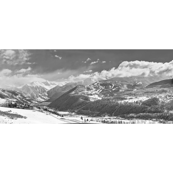 MONOCHROME MAJESTY 34x90 Edition #2