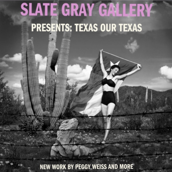 Texas Our Texas | August E's | April 2019