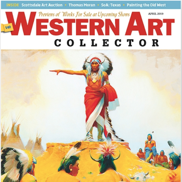 Western Art Collector | Katherine Lott | April 2019