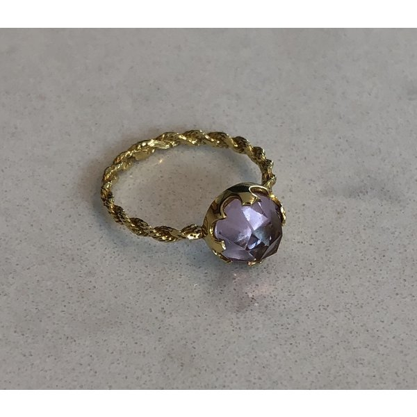 Lion Queen Ring