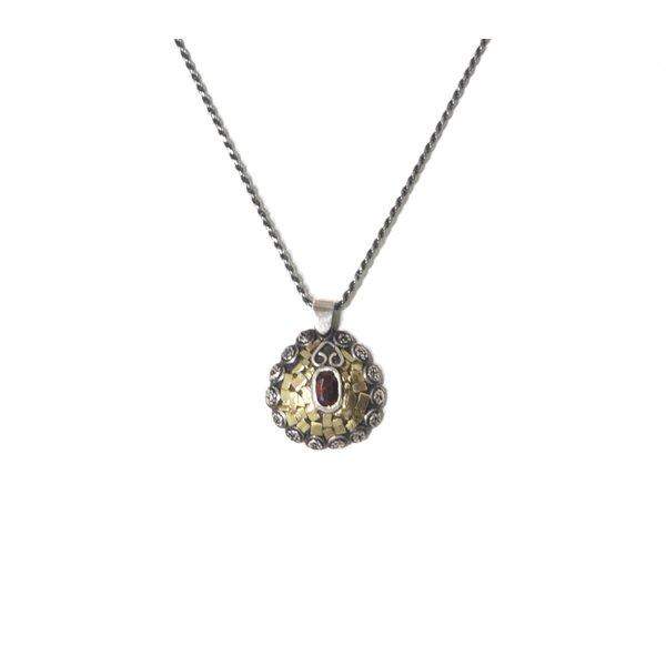 KT Scattered Necklace