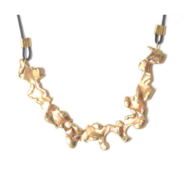 Random Form Necklace