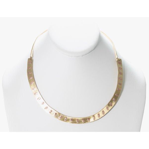KT Secret Pattern Necklace