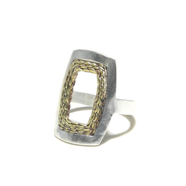 Secret Pattern Ring