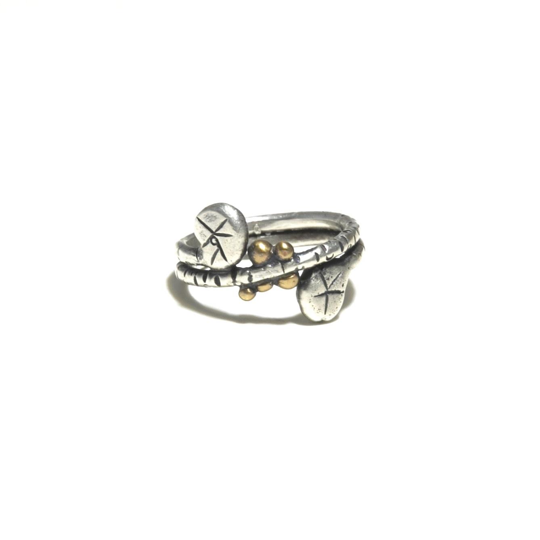 Amazigh Infinity Ring