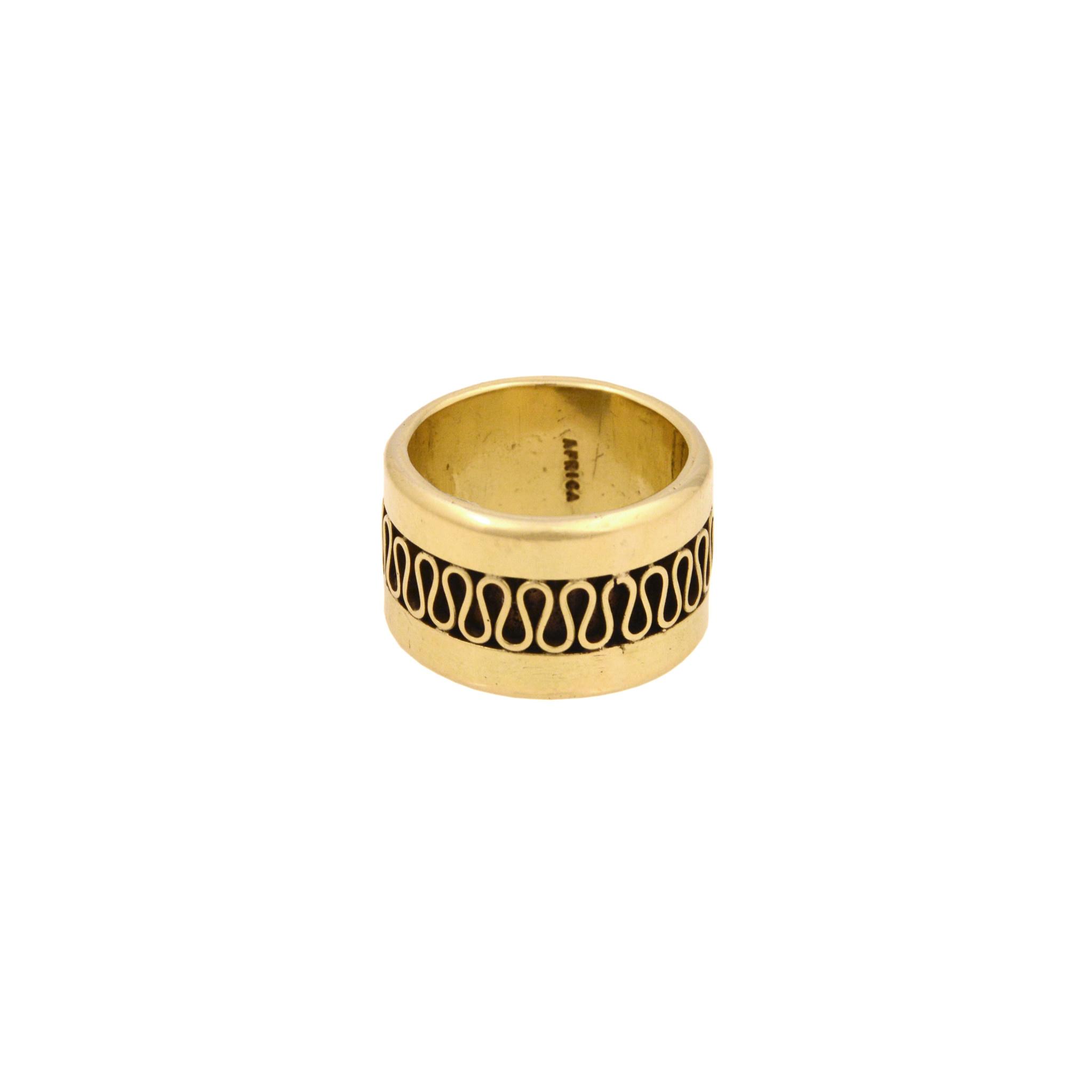 Harar Ring 18k Gold