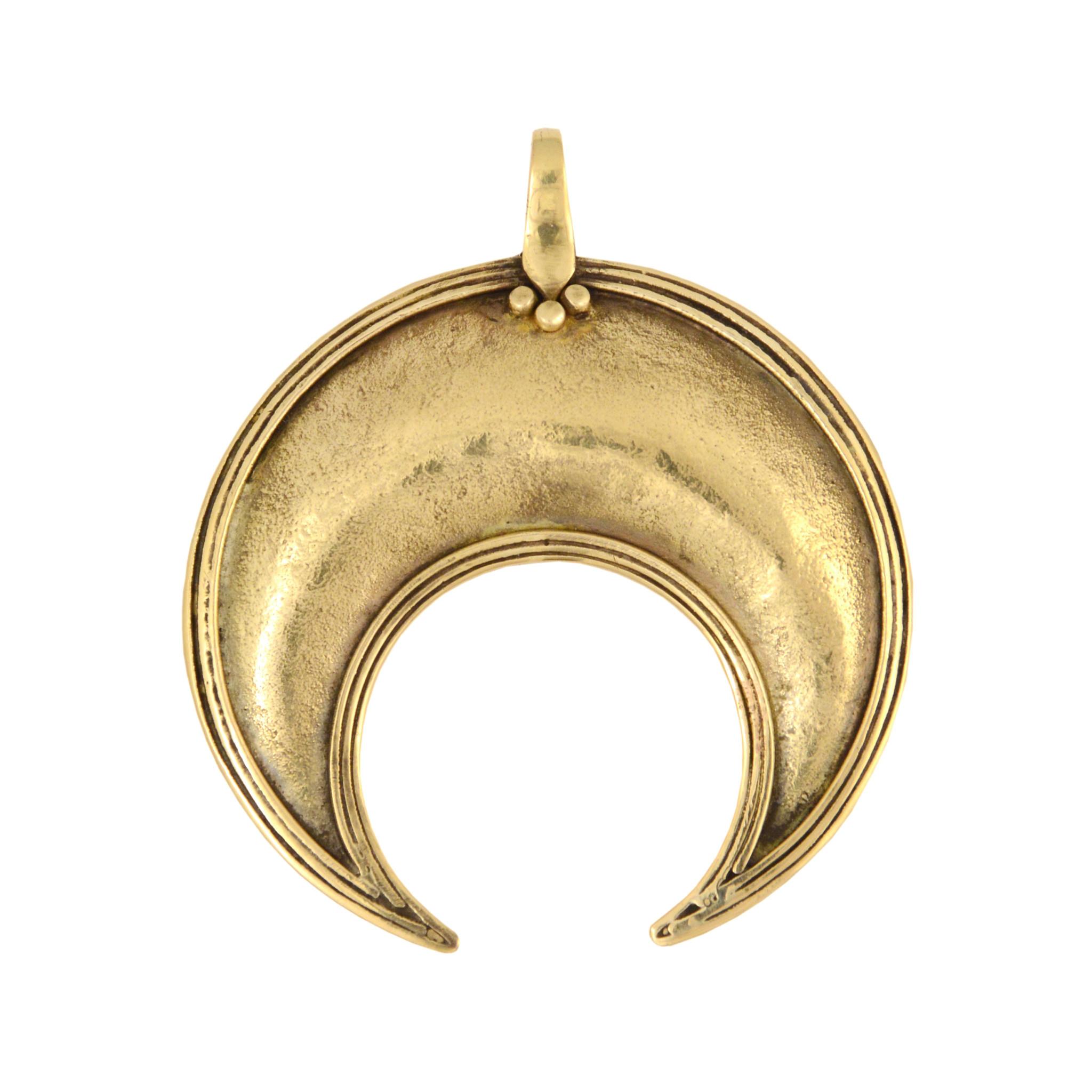 Crescent Pendant