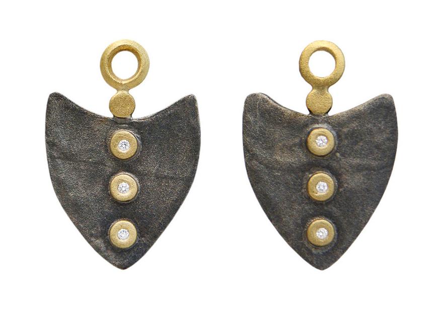 Maasai Arrow Earring Charms