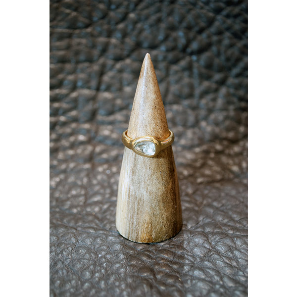 Vintage Rosecut Diamond Ring
