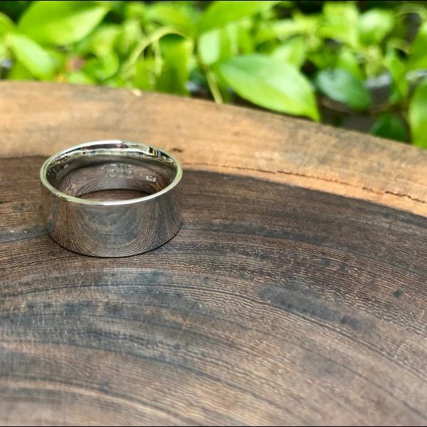 Silver Fidel Ring