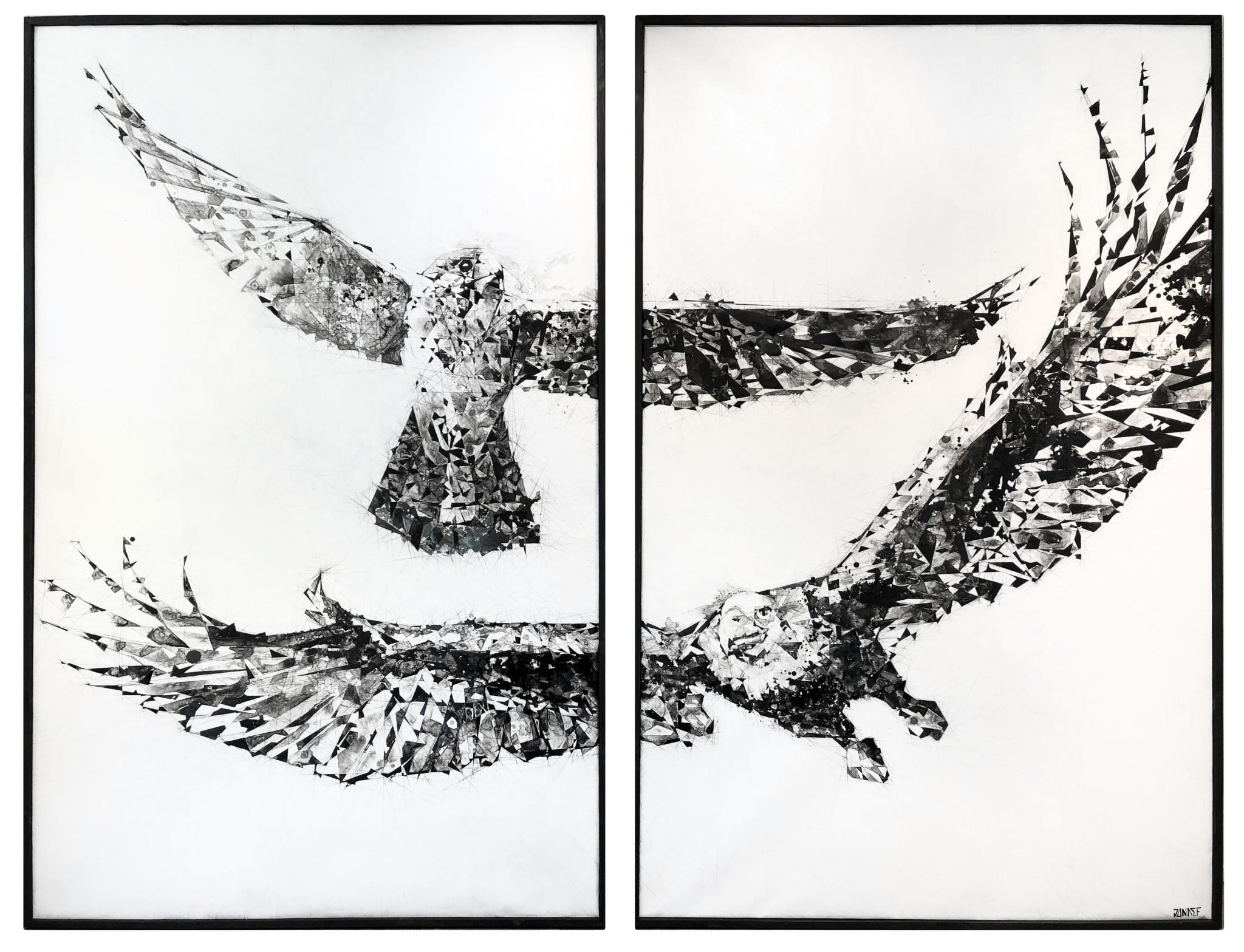 KESTREL & EAGLE
