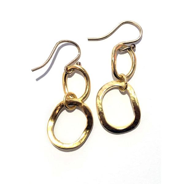 Chunky Link Earrings