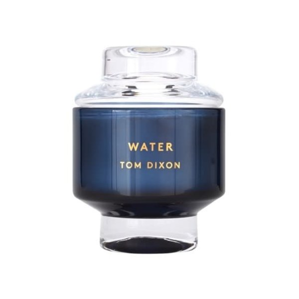TOM DIXON ELEMENT WATER LARGE CANDLE