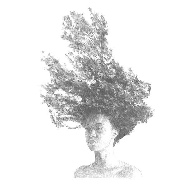 NEDAH TREE 36x26.75 Edition #1