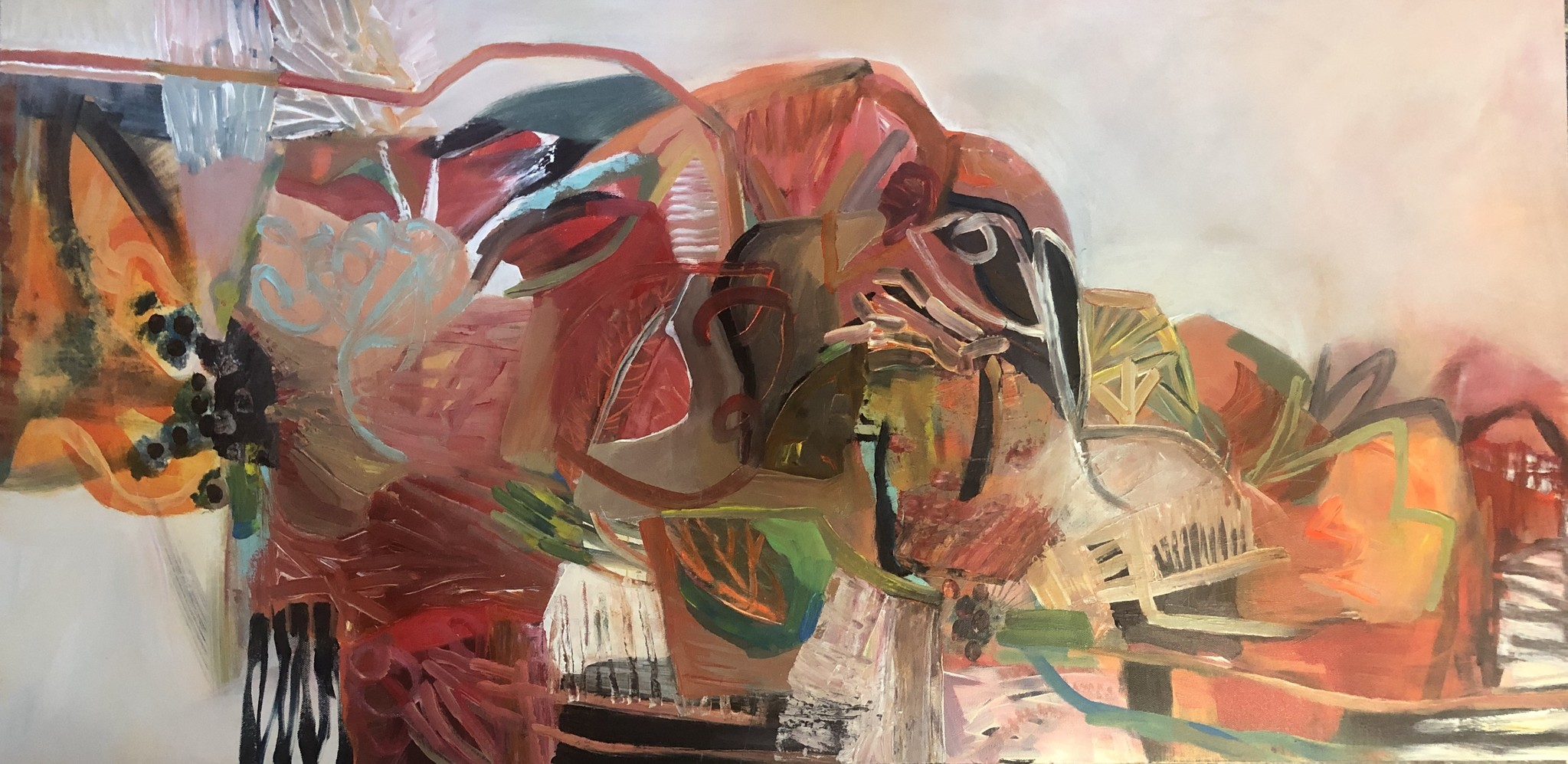 Bacchanalia by Sarah Van Beckum
