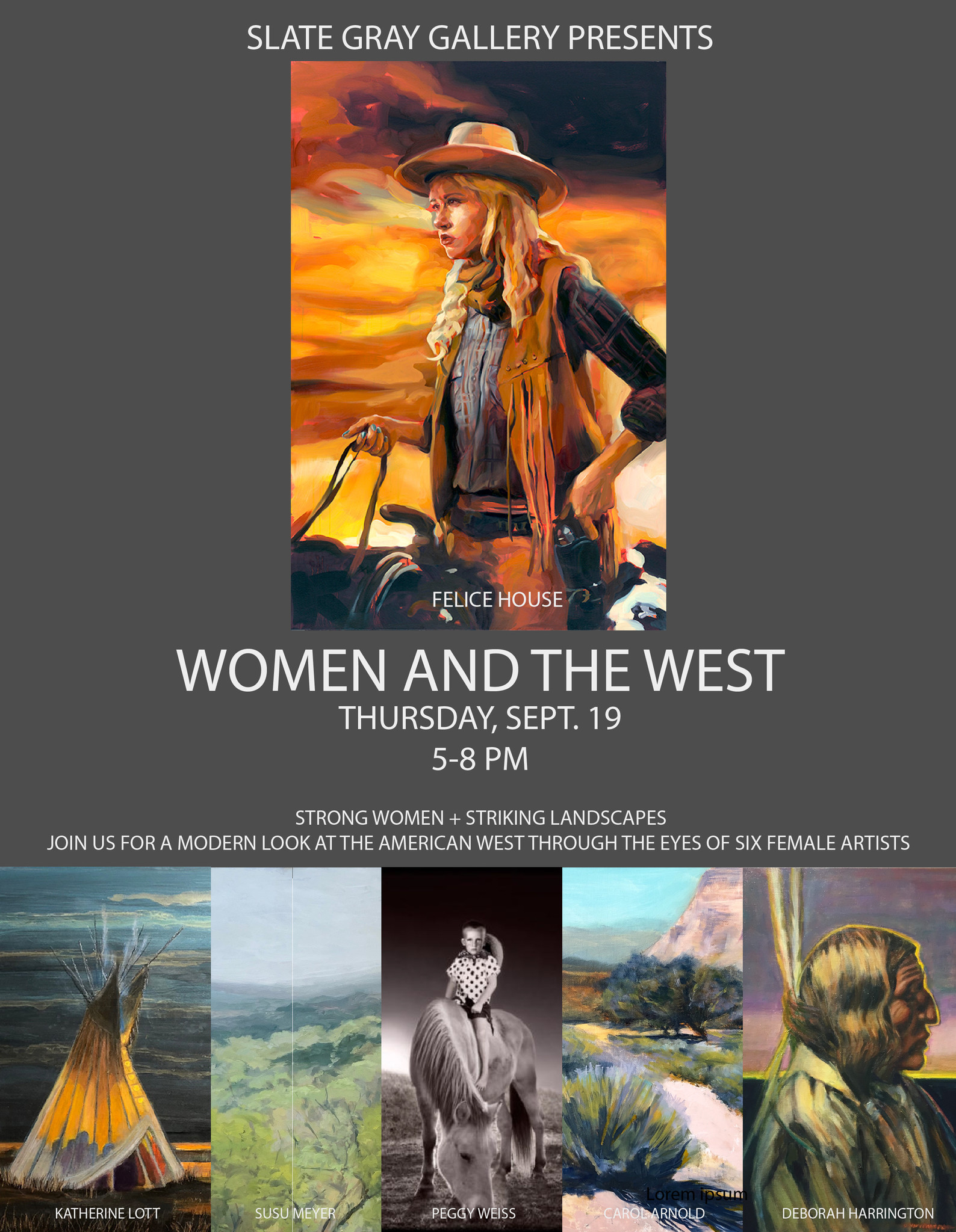 Women and the West | September 2019