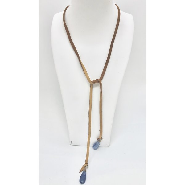 Kyanite Droplet Lariat