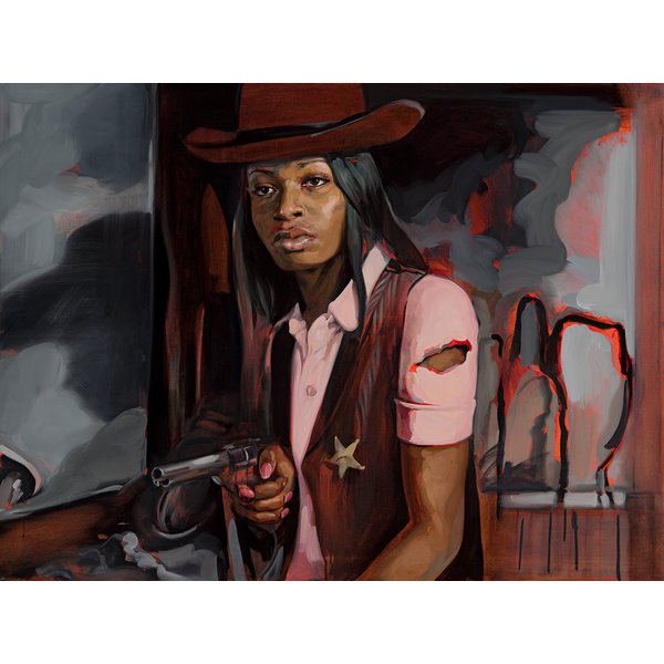 LIAKESHA COOPER IN 'HIGH NOON'