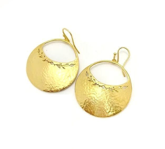Gold Ear HB, gold plate