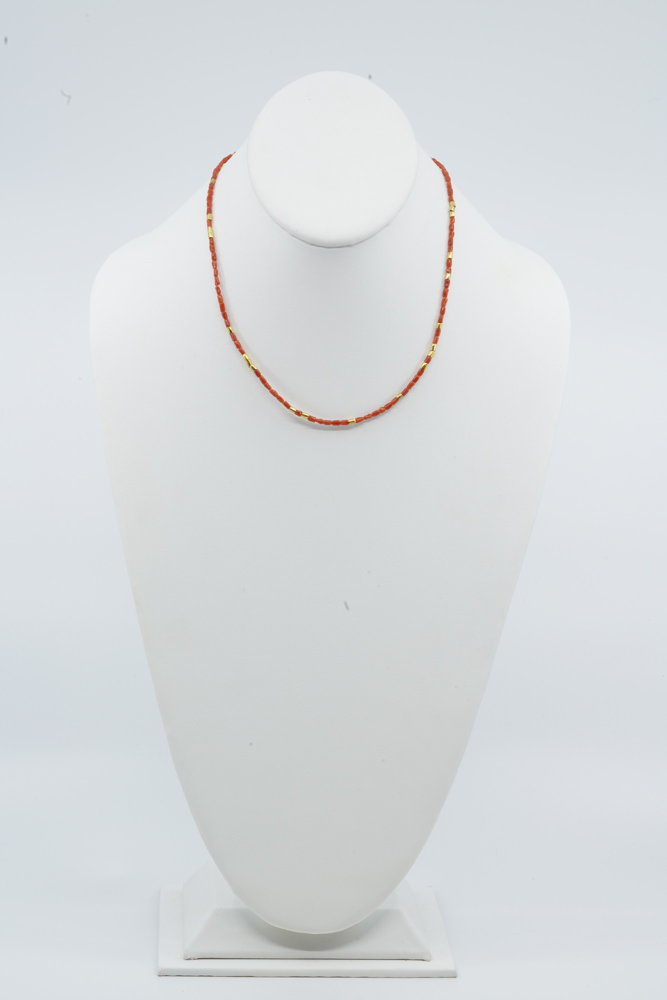 New Mixi, Coral Mix, Gold Plate