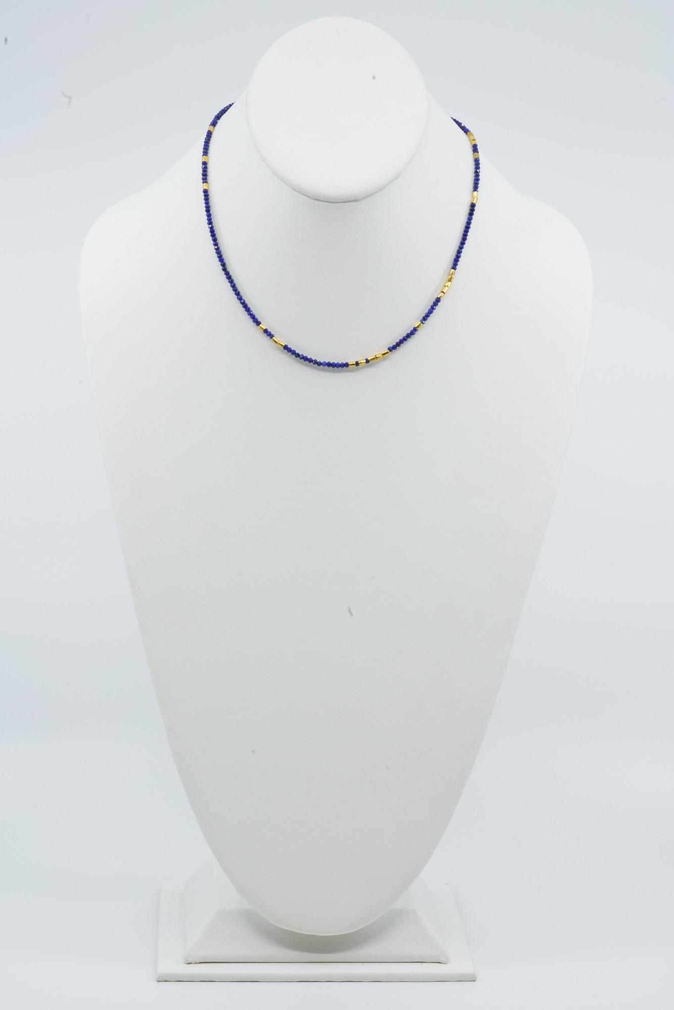 New Mixi, Lapis Mix, Gold Plate