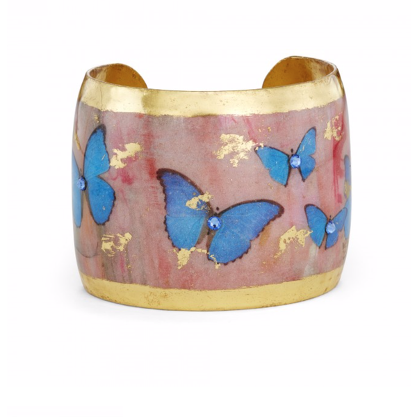 "Butterfly Sunset 2"" Cuff"