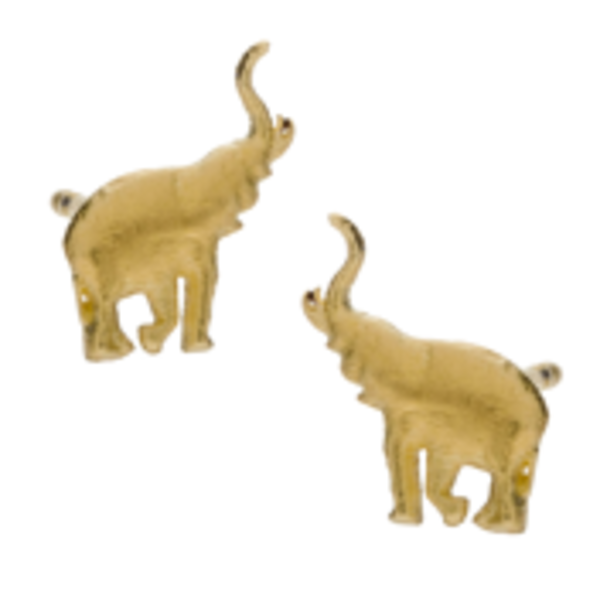 Elephant Project Stud Earrings