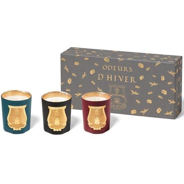 CIRE TRUDON COFFRET ODEURS D'HIVER