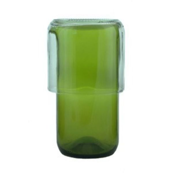 Evergreen Carafe with Tumbler