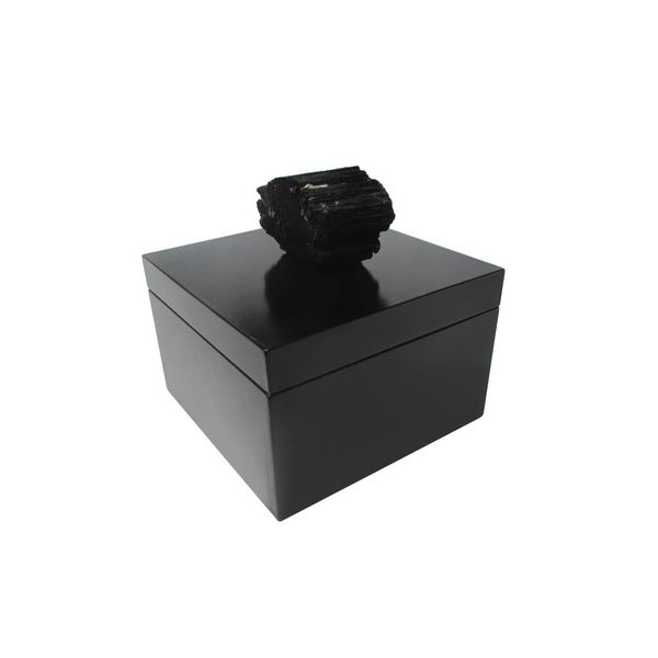 BLACK BUTTERFLY BOX
