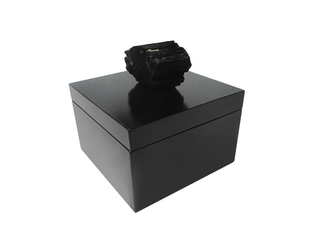 BLACK BUTTERFLY BOX