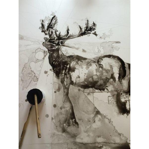 Elk  *Sold*