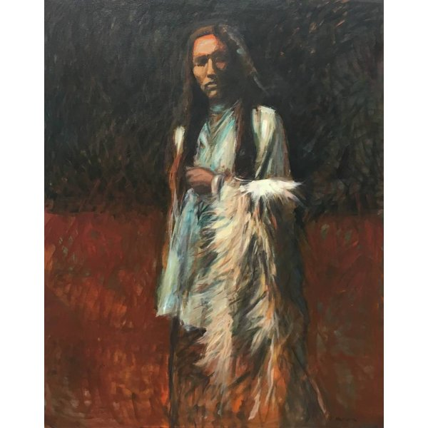 Young Nez Perce      *SOLD*