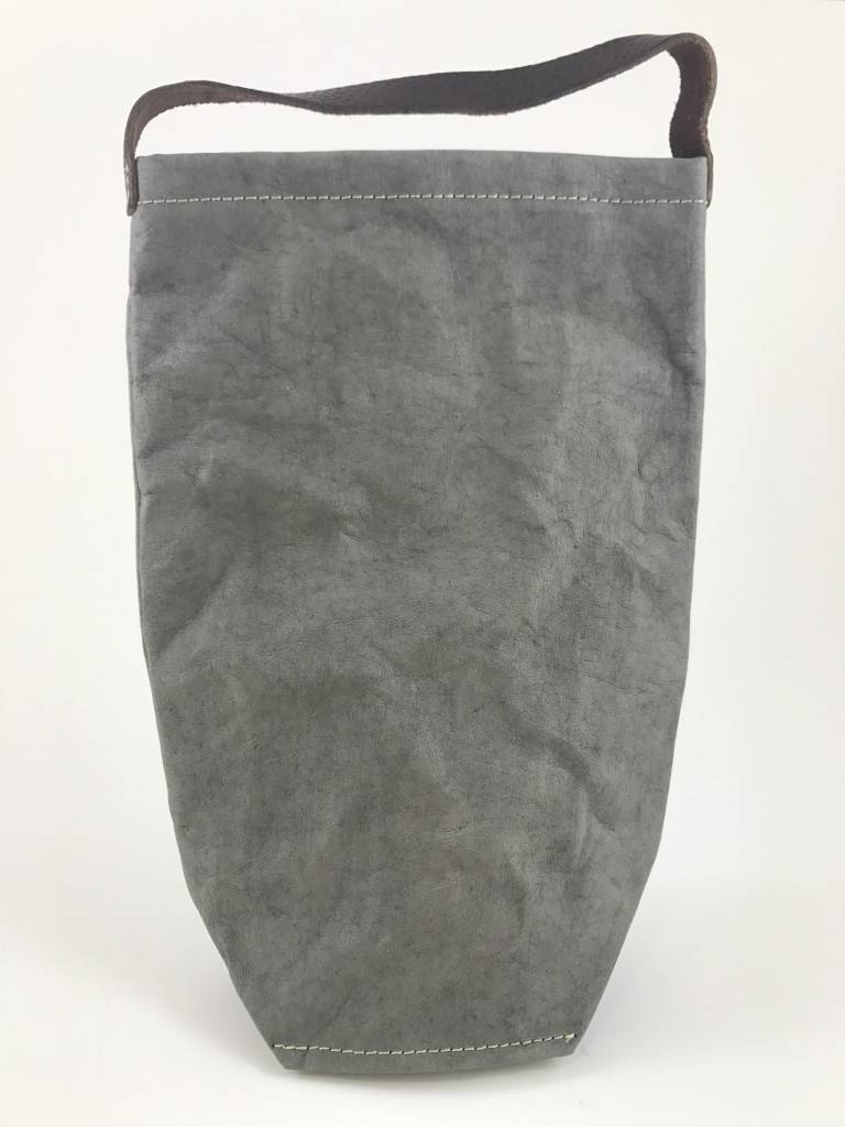 Wine Bag - Dark Grey