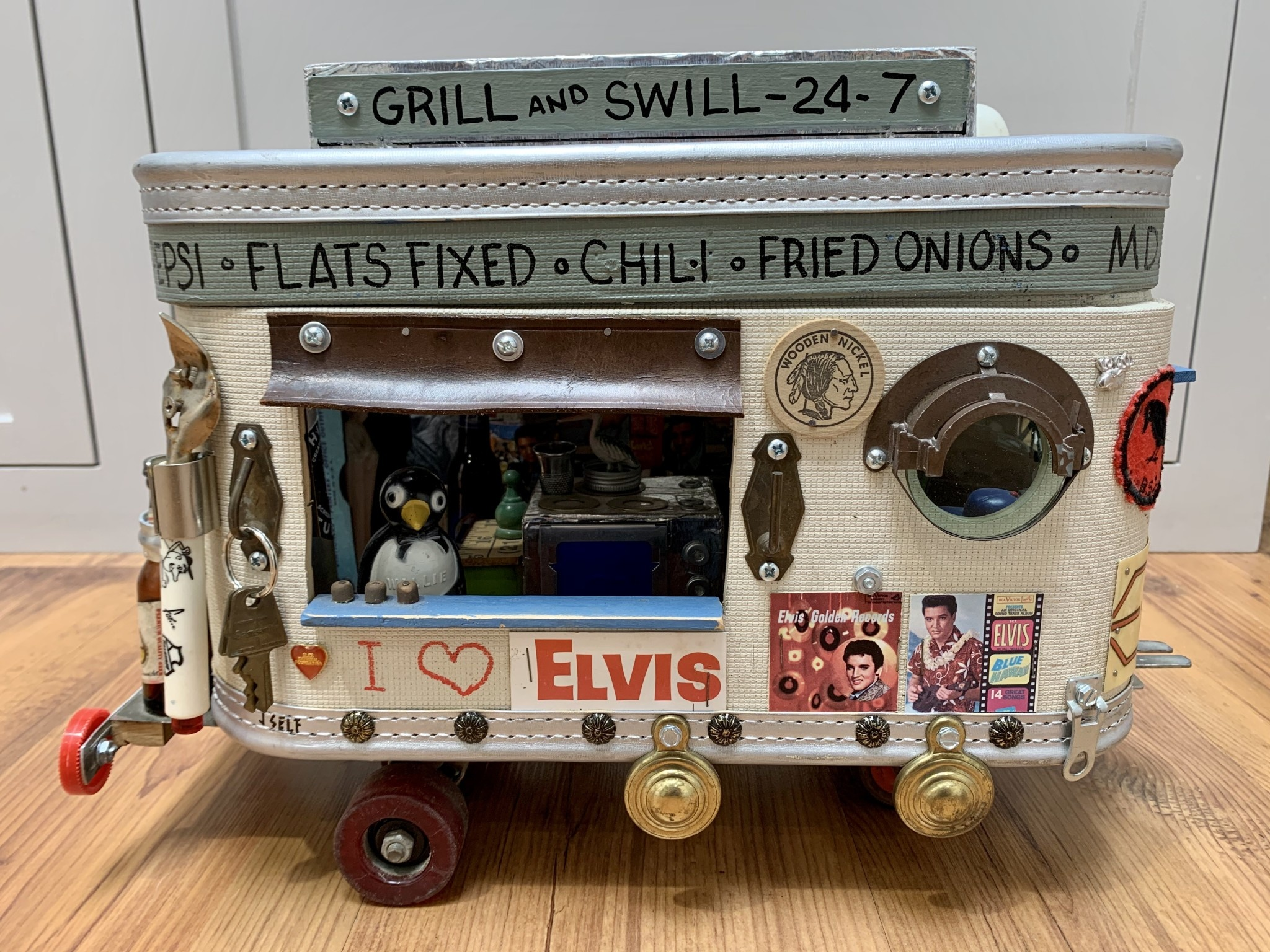 Grill and Swill