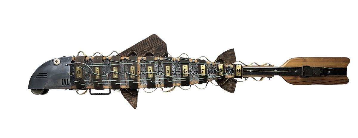 KIRBY HEAD PADDLE FISH