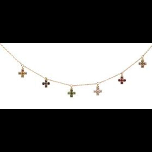 Baby Cross Pendant