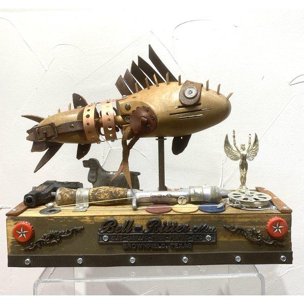 WAHOO SCAVENGER FISH